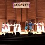 五反田文化センターのふれあい祭りにピーティーズで参加してきました